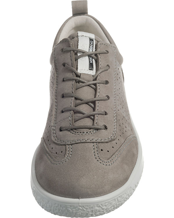 ecco White beige 1 Sneakers Droid Soft Low HqgEYrHw