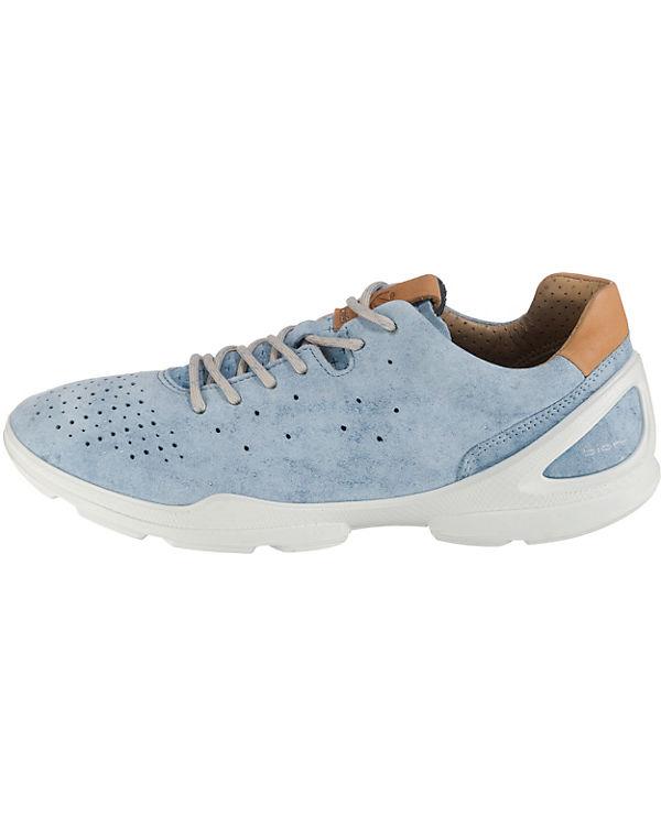 ecco, Biom Sneakers Fjuel Navy Yabuck Yak Sneakers Biom Low, blau 0ac038