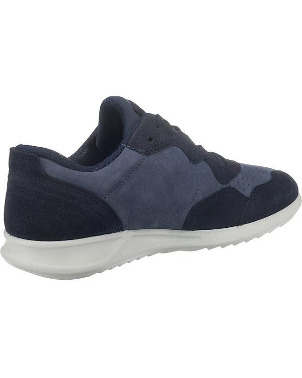 Black blau Low 5 Soft ecco Feather Sneakers TEw1Aqg