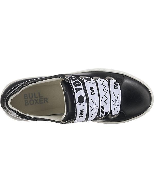 Sneakers Sneakers BULLBOXER BULLBOXER Low Sneakers Low schwarz Low BULLBOXER schwarz tUTxq7