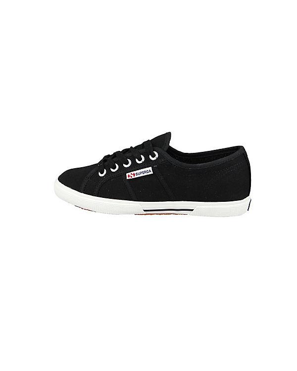 Superga® Sneakers Low schwarz