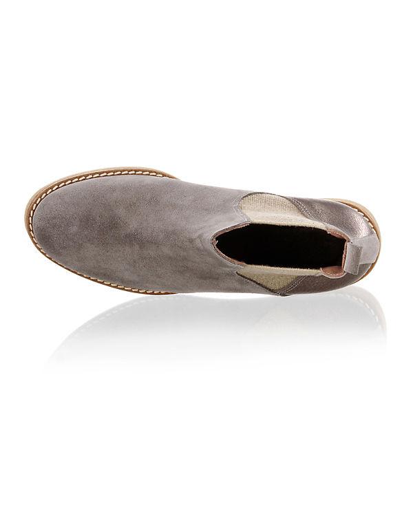 Alba Moda Moda Alba Boots taupe Chelsea 86EdFq1nxF