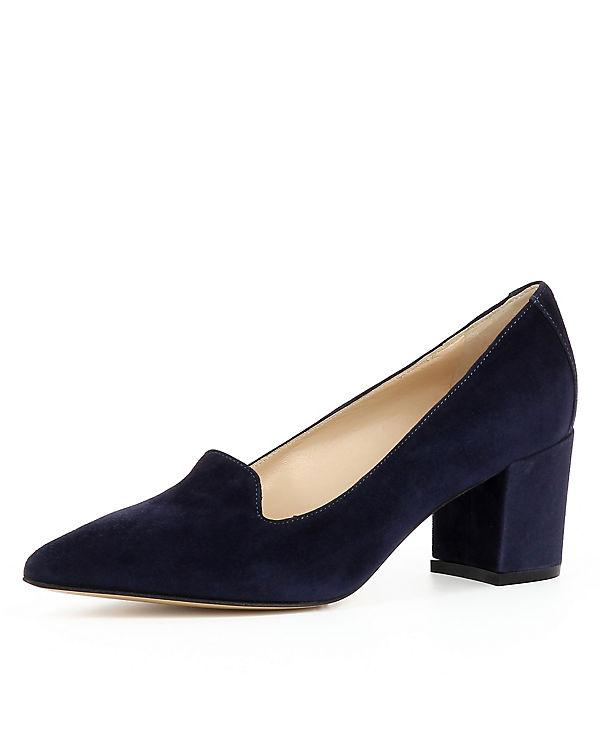Klassische dunkelblau Pumps Evita ROMINA Shoes 7xqx1E80