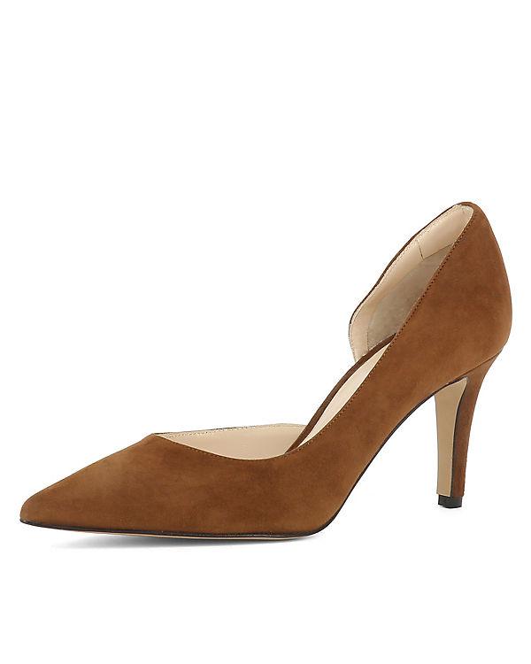 Evita Shoes JESSICA Klassische Pumps braun