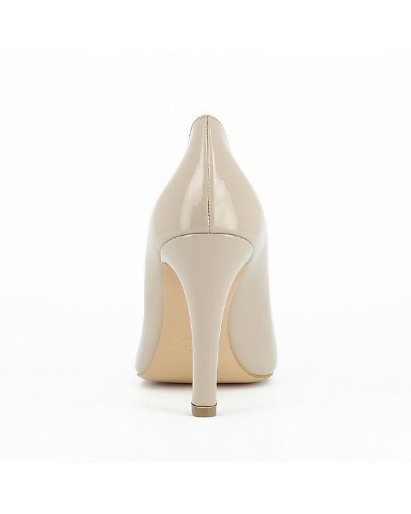 Pumps Shoes Evita CRISTINA beige Klassische FtFa8dZqn