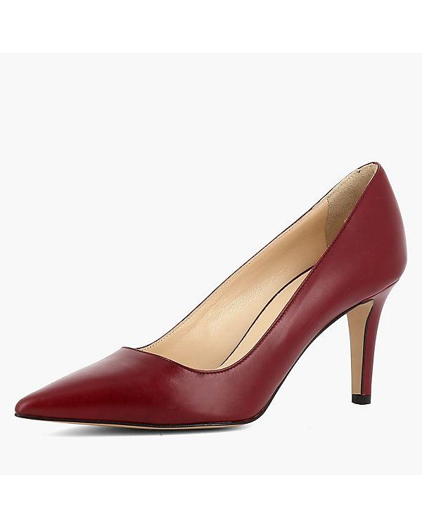 Evita Shoes, JESSICA Klassische Klassische JESSICA Pumps, rot 7f1042