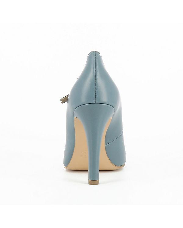 Evita Spangenpumps hellblau Spangenpumps hellblau CRISTINA Evita Shoes Shoes CRISTINA qx0t0IwrP