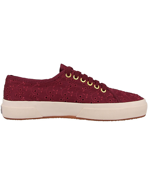 Verkauf Günstigsten Preis Mit Paypal Superga® Sneakers Low Sangallo rot 9t3f46s