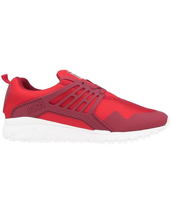 KangaROOS Sneakers Low Runaway ROOS 006 rot