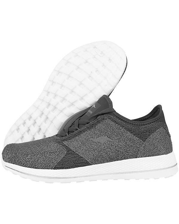 KangaROOS Sneakers Low W-517 grau