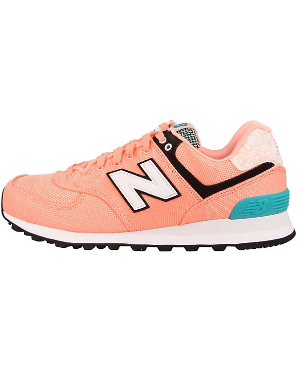 new balance Sneakers Low WL 574 orange