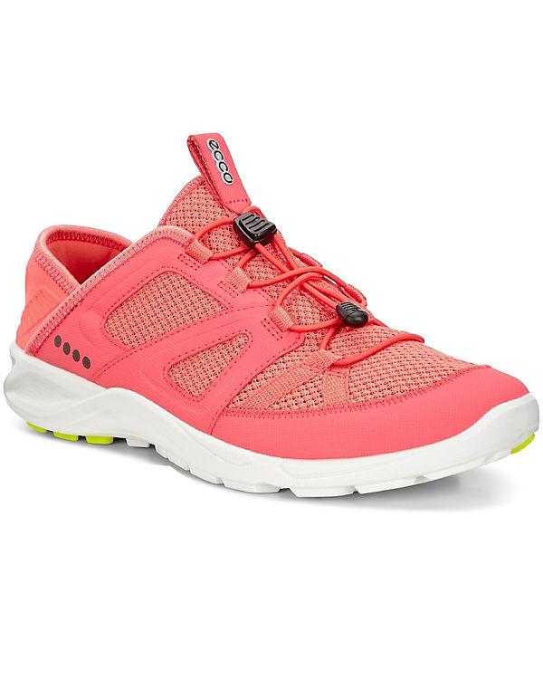 Sneakers pink ecco Ladies Low Terracruise OqUXW