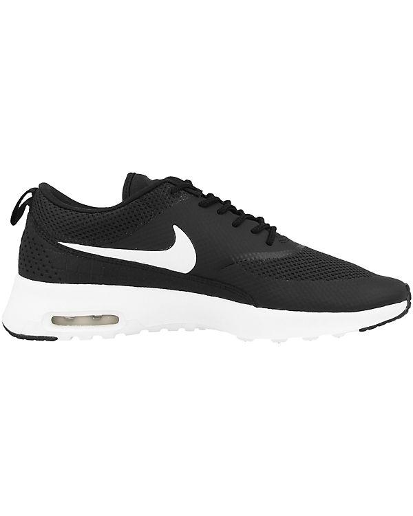 Max Thea Sportswear Sneakers schwarz Low Air Nike xO10qw
