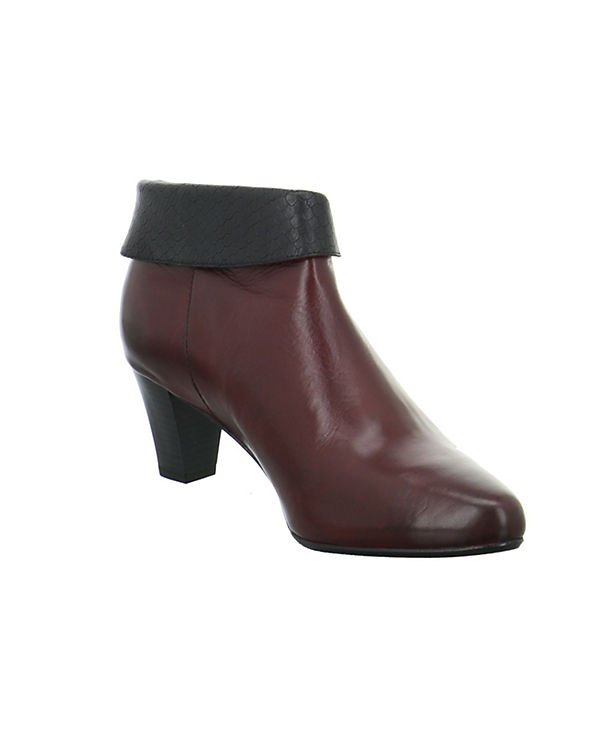 Josef Seibel Ankle Boots rot