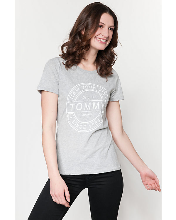 JEANS T JEANS Shirt hellgrau TOMMY Shirt T TOMMY TOMMY hellgrau tBPwxEfP