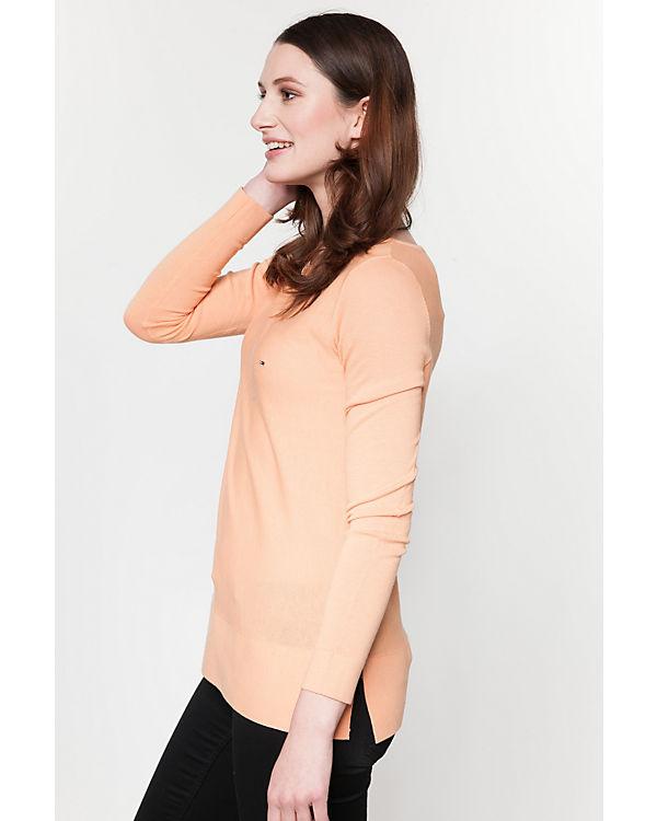 JEANS Sweatshirt TOMMY orange JEANS orange Sweatshirt TOMMY TOMMY 1ZwnE4q