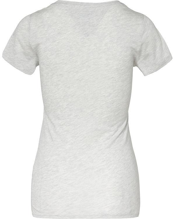TOMMY hellgrau TOMMY JEANS Shirt JEANS T T Shirt HZBTZOq