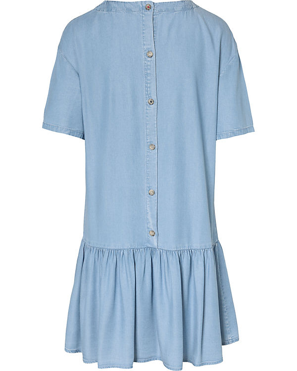 TOMMY JEANS Kleid blau JEANS TOMMY Kleid blau TOMMY JEANS Kleid BxgawFqn