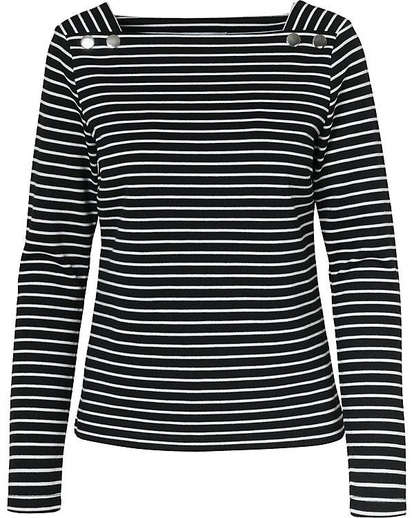 Langarmshirt schwarz Langarmshirt weiß weiß VILA weiß VILA Langarmshirt VILA schwarz schwarz qzwZS5W