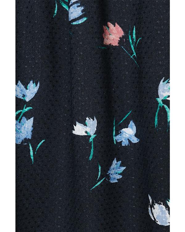 VERO MODA 3/4-Arm-Bluse dunkelblau