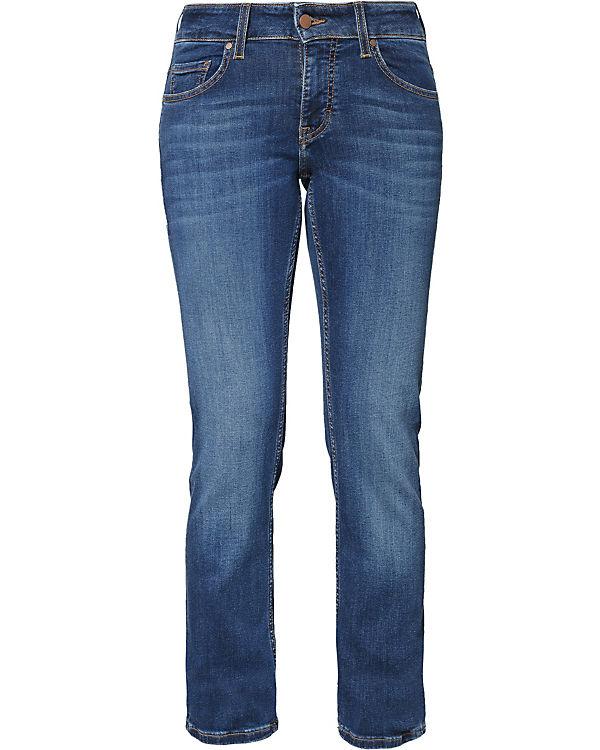 MUSTANG Jeans Sissy Straight dark blue denim