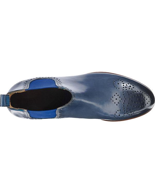 HAMILTON MELVIN Stiefeletten blau 16 Sally kombi amp; Klassische 4fvTqSf
