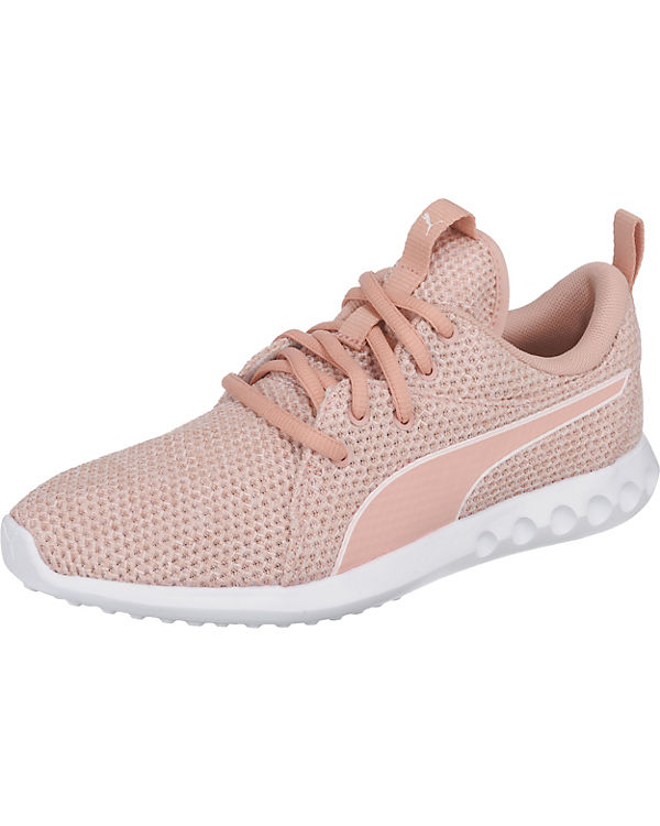 Low Nature Knit PUMA Carson Sneakers Wn's 2 rosa nxxPgY