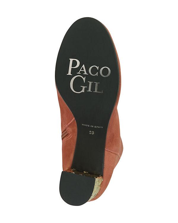 Gil ADORE Stiefeletten Paco JANINE rosa Klassische U7dYxxwq