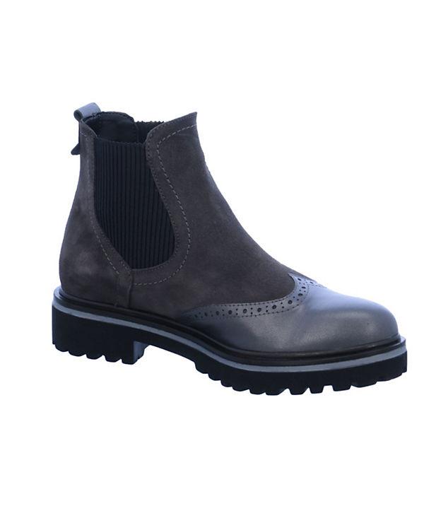 MARCO TOZZI Chelsea Boots grau