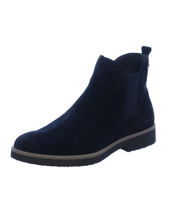 superfit Chelsea Boots blau