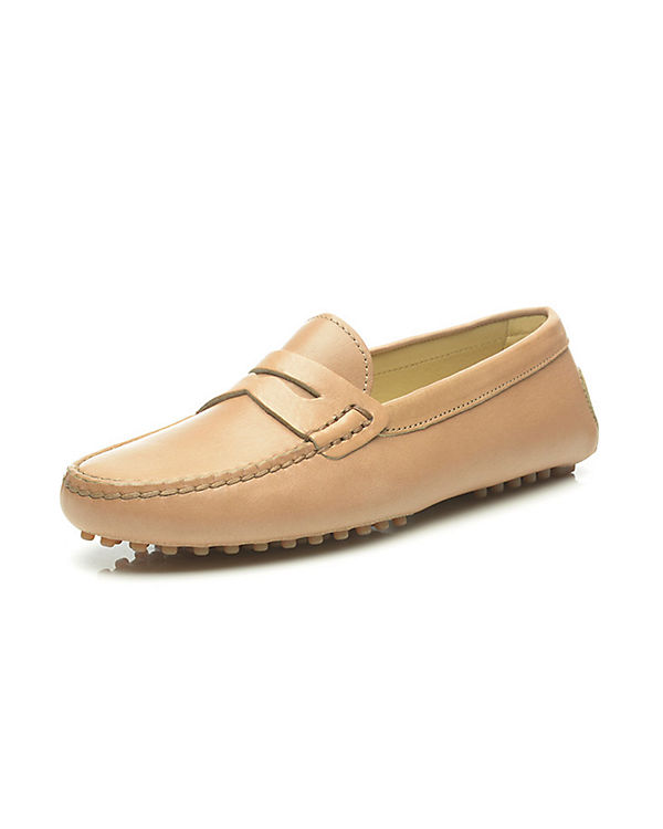 SHOEPASSION Loafers nude