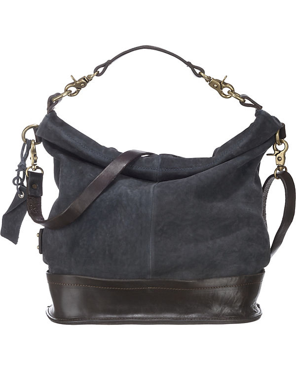 A.S.98 Handtasche dunkelblau