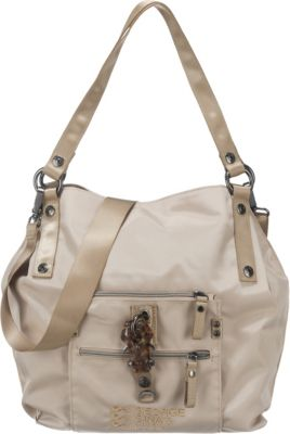 George Gina & Lucy 100 PEACHES - Handtasche - grey