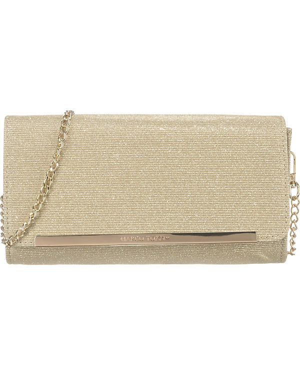 MARCO TOZZI Abendtasche gold