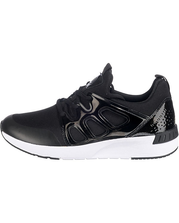 bugatti Sneakers Low schwarz