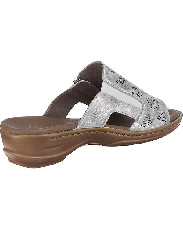 ara Hawaii Klassische Slipper grau