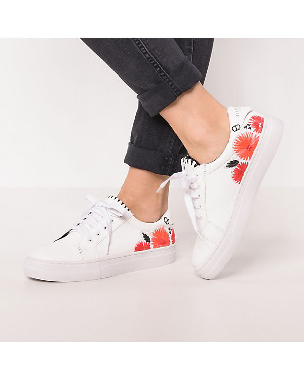 Sixtyseven POMPEI Sneakers Low weiß