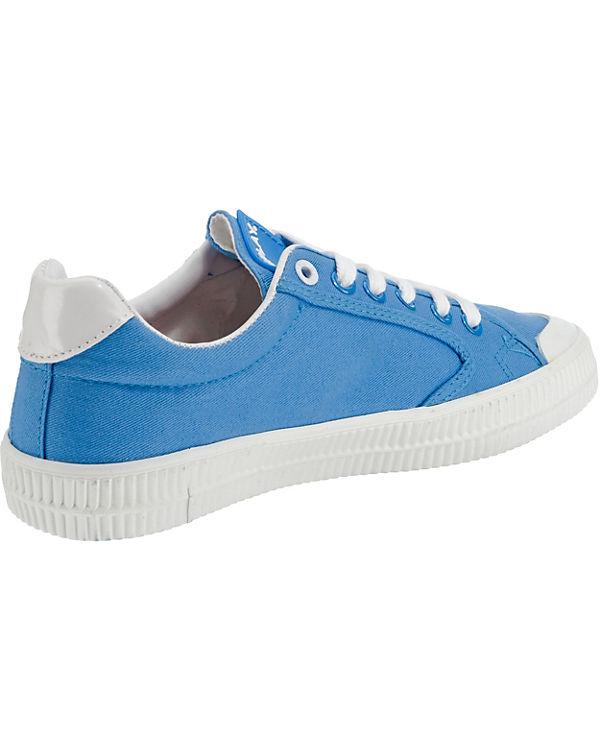 REPLAY, REPLAY, REPLAY, Dayton Sneakers Low, blau ad5b1b