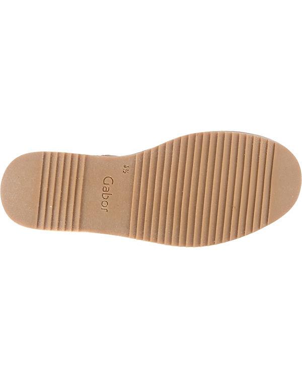Gabor Chelsea Boots braun