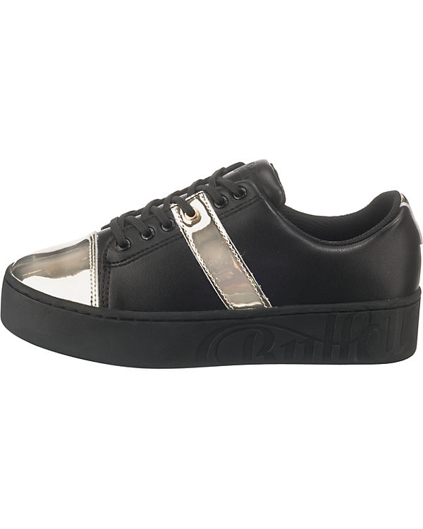 BUFFALO Low schwarz schwarz Sneakers schwarz BUFFALO Sneakers Sneakers Sneakers BUFFALO BUFFALO Low Low rpqwUPr