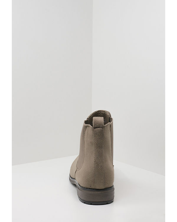 Fitters Footwear Chelsea Boots Katty taupe
