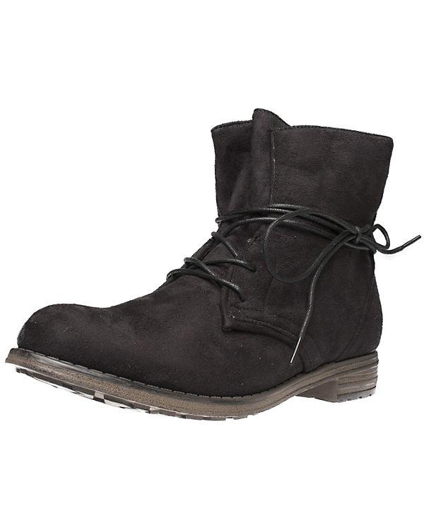 schwarz Fitters Schnürstiefeletten Schnürstiefeletten Emma Emma Fitters Footwear Footwear schwarz zdqfwa