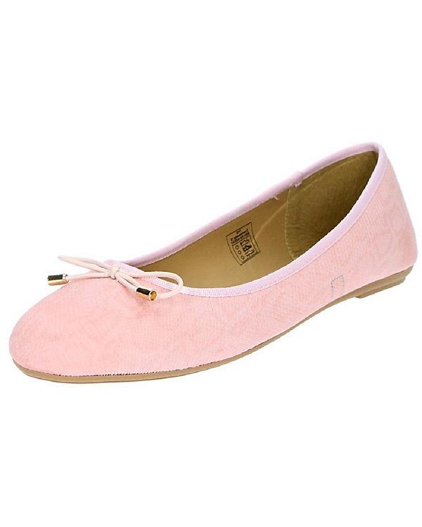 Footwear Klassische Fitters Grace taupe Ballerina qPRRUd