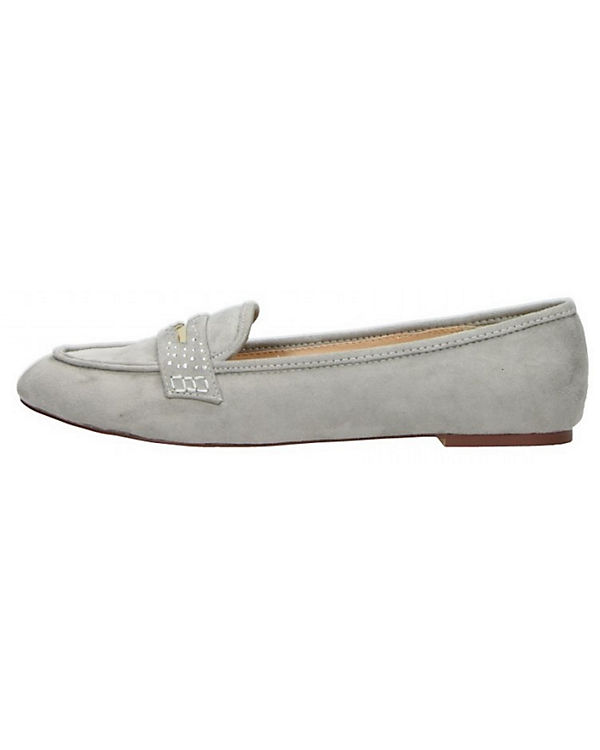 Fitters Footwear Loafers Alena grau