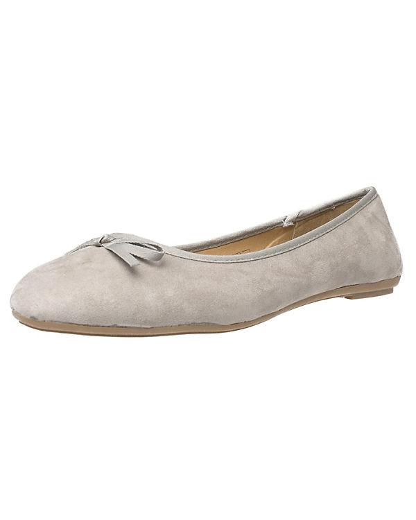 Fitters Footwear, Klassische Ballerina Ballerina Klassische Helen, grau a7ba38