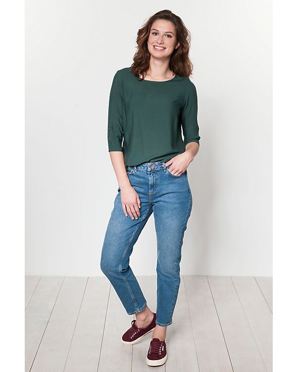 VERO MODA Jeans Straight blue denim