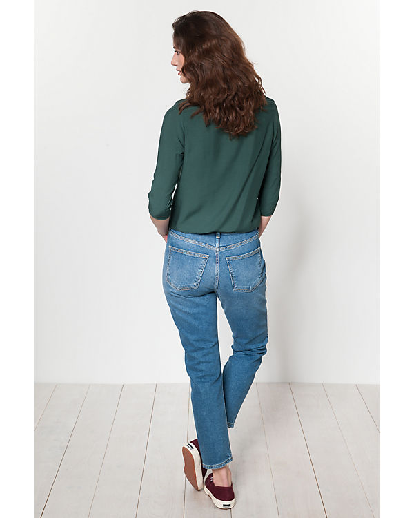 denim blue Straight Jeans MODA VERO vIqp8O8