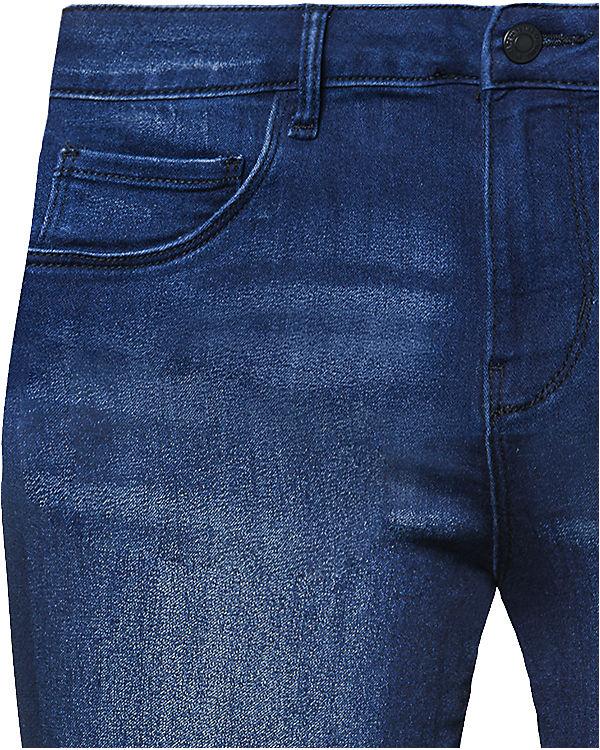denim de blue Jeans Yong Jacqueline Jacqueline dark Skinny de wgq48z8