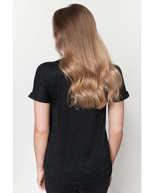 BENCH Shirt T schwarz Shirt Shirt BENCH T BENCH schwarz T schwarz BENCH T Shirt schwarz ww0A8qR