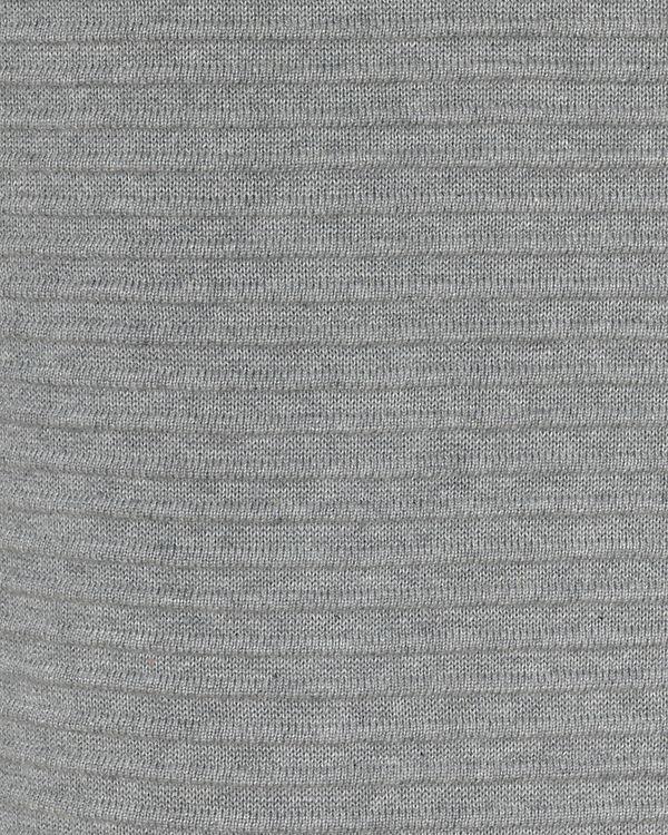 grau ICHI Strickjacke ICHI Strickjacke B6SqpZSw